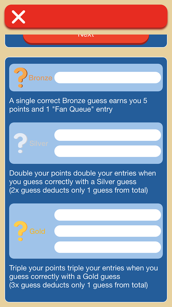 Group Queue Mobile App